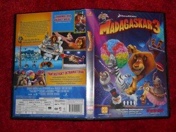 DVD - Madagascar - ENDAST 9kr - Växjö - DVD - Madagascar - ENDAST 9kr - Växjö
