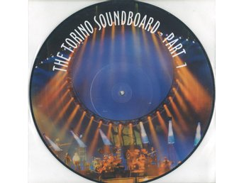 Bild LP Pink Floyd - The Torino Soundboard Part 1