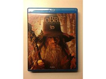 """Hobbit: En Oväntad Resa/Un Unexpected Journey"" 4-Disc 3D Edition (Blu-Ray) - Upplands Väsby - ""Hobbit: En Oväntad Resa/Un Unexpected Journey"" 4-Disc 3D Edition (Blu-Ray) - Upplands Väsby"