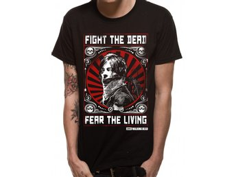 WALKING DEAD - FEAR THE DEAD T-shirt (UNISEX) - X