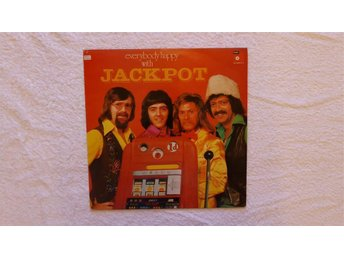 JACKPOT - LP - EVERYBODY HAPPY WITH JACKPOT - POP 1974!!****