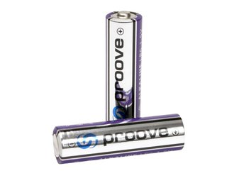 PROOVE Batteri AA/LR6 Alkaliska 12-pack