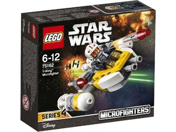 LEGO Star Wars - Y-Wing Microfighter 75162