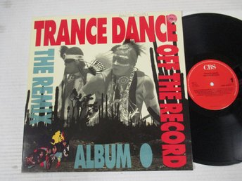 "Trance Dance ""Off The Record"""
