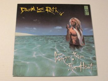 DAVID LEE ROTH: CRAZY FROM THE HEAT (EP)