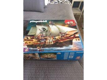 Playmobil stort piratskepp 5135. - Solna - Playmobil stort piratskepp 5135. - Solna