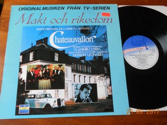 VLADIMIR COSMA - Chateauvallon - Makt och rikedom TV soundtrack Hawk 1987