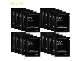 50- PACK Pilaten Blackhead Ansiktsmask