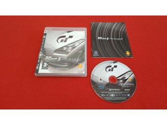 GRAN TURISMO 5 PROLOGUE till Sony Playstation 3 PS3