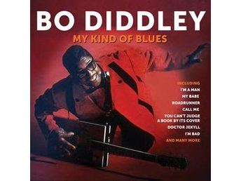 Diddley Bo: My kind of blues 1955-62 + Live 1984 (2 CD)