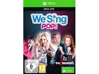 We Sing Pop 2 Mic Bundle (XBOXONE)