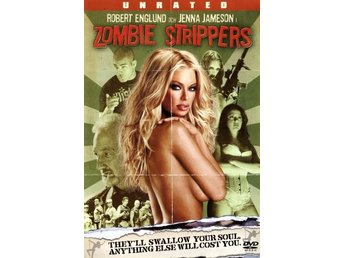 DVD - Zombie Strippers (Beg)