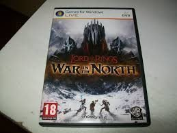 Lord of the Rings War in the North - PC spel