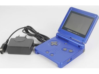 Game Boy Advance SP Console (Blue) -