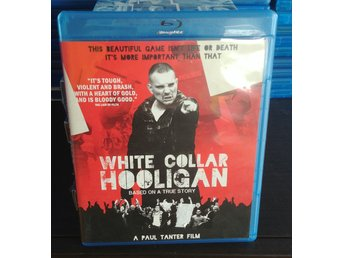The Rise & Fall of a White Collar Hooligan (Nick Nevern) 2012 - Blu-Ray