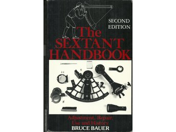 The sextant handbook. Navigationsinstrument.