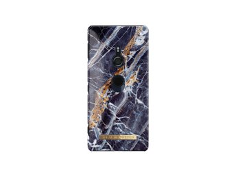 Ideal of Sweden Fashion Case Xperia XZ2 Midnight Blue Marble