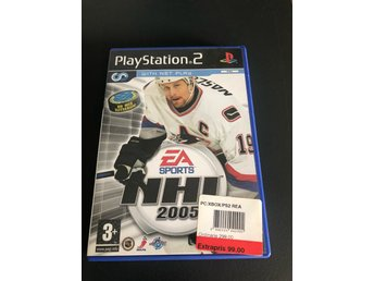 NHL 2005 (som nytt) PS2