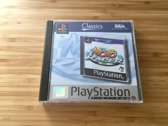 Moto Racer - Playstation 1 - PS1