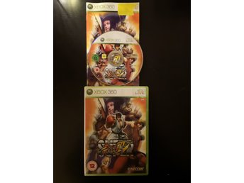 Super Street Fighter 4 IV XBOX 360