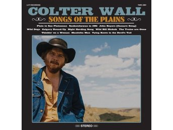 Wall Colter: Songs of the plains (Vinyl LP)