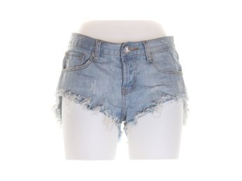 One Teaspoon, Jeansshorts, Strl: 25, Blå
