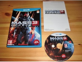Wii U: Mass Effect 3 Special Edition