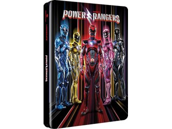 Power Rangers - Limited Edition Steelbook Blu-ray