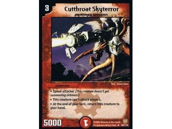 Cutthroat Skyterror 80/110