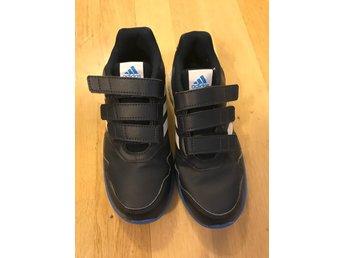 Adidas Performans skor i fint skick, stl.35, innermått 21,5 cm