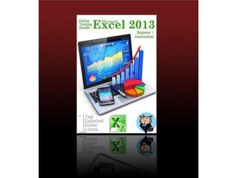 Ms Excel 2016 Online Course Bundle [92% Off] - Stockholm - Ms Excel 2016 Online Course Bundle [92% Off] - Stockholm