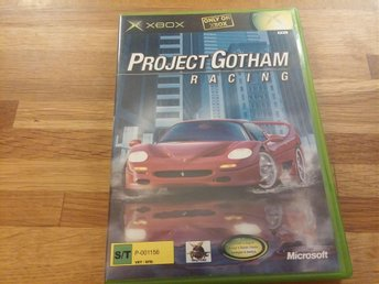 Project Gotham Racing, Xbox, Pal