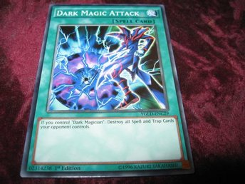 YU-GI-OH DARK MAGIC ATTACK YGLD-ENC29