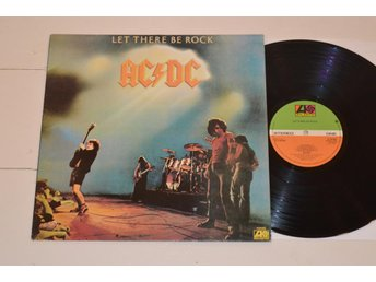 AC/DC - Let There Be Rock (Atlantic UK 1977) ***MINT***