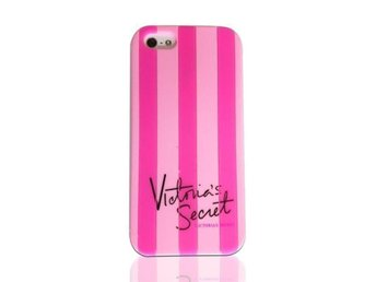 Victoria Secret iPhone 6Plus/6SPlus silikon skal ljusrosa/rosa
