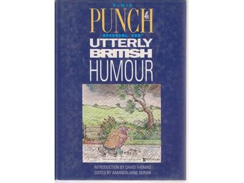The Punch Book of Utterly Brittish Humour