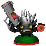 Skylanders Wii PS3 PS4 Figurer TRAP TEAM -  FOOD FIGHT DARK