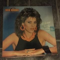 C.C. CATCH - WELCOME TO THE HEARTBREAK HOTEL. (NEAR MINT LP)