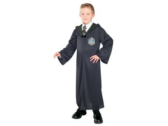 SLYTHERIN DRACO MALFOY Kappa 8-10 år HARRY POTTER