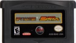 GBA - Spy Hunter + Super Sprint (Beg)