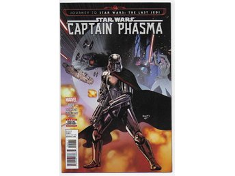 A Journey to Star Wars: The Last Jedi - Captain Phasma # 1 NM Ny Import