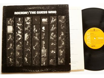 ** The Guess Who - Rockin'  **