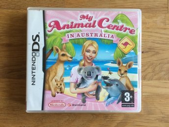 My Animal Centre In Australia, Nintendo DS!