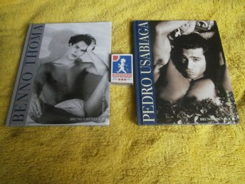 Benno Thoma Pedro Usabiaga Edition Euros 3 + 9 Bruno Gmunder Gay Photo Art