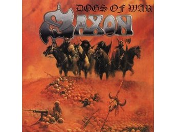 Saxon: Dogs of war 1995 (Expanded) (CD)