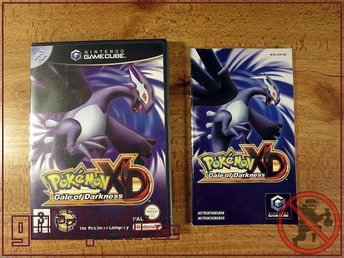 Pokemon XD Gale Of Darkness till Gamecube / GC