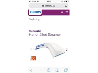 Philips Steam and go.
