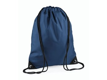 Gymsack, klassisk gympapåse, french navy
