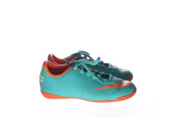 Nike, Sneakers, Strl: 28, Turkos/Orange