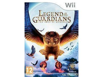 Wii Spel - WB Games - Legend of the Guardians